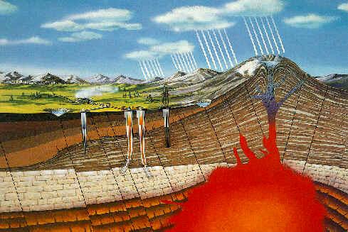 Conversión de la energía geotérmica en energía eléctrica