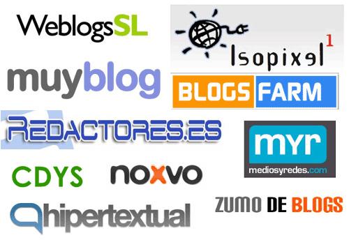 """Muy majo eso de que si no perteneces a alguno de estos """"redes de blogs"""" tu blog no vale un carajo..."""