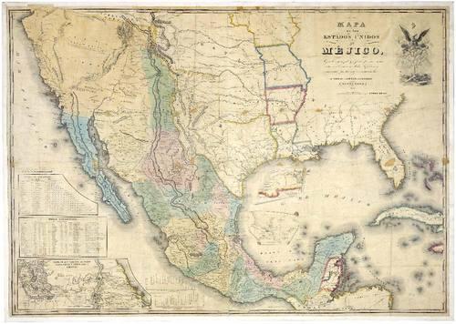 estados unidos antes de la guerra: