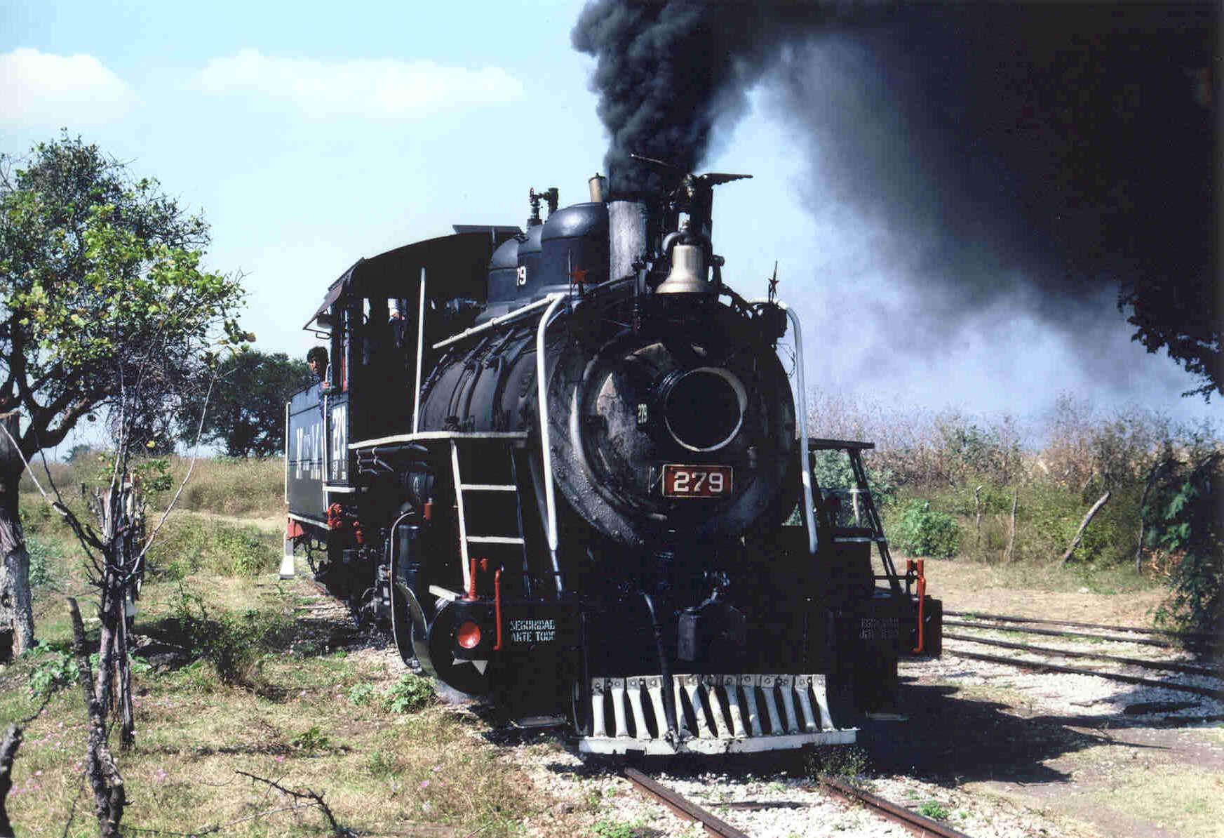 fotos primer ferrocarril: