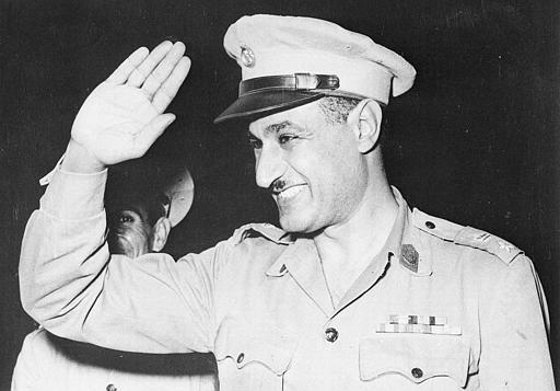 Nasser idolo arabe