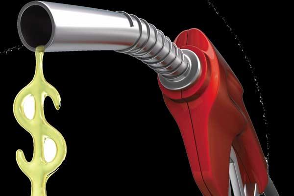 Los precios la gasolina el invierno