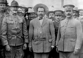 Pershing Pancho Villa